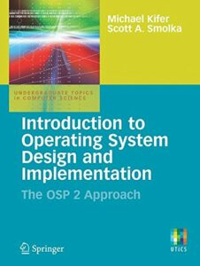 Introduction to Operating System by Michael