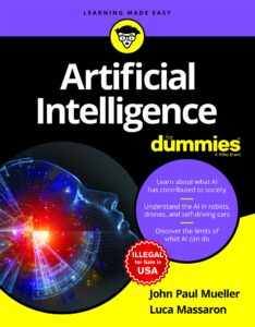 Artificial Intelligence For Dummies by John Paul