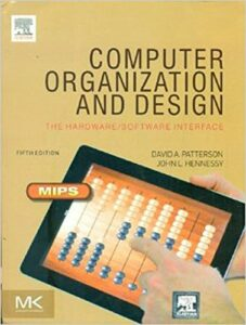 Computer Organisation and Design : The Hardware/Software