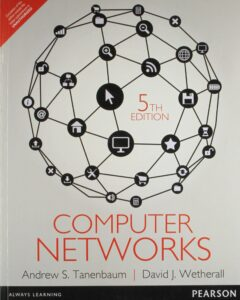 Computer Networks by Andrew Tanenbaum