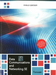 Data Communicating and Networking by Forouzan
