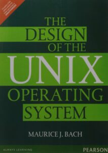 Design of Unix Operating System by Maurice
