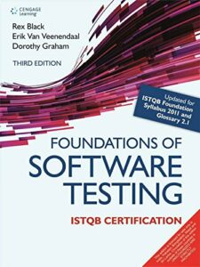 Foundations of Software Testing by Rex Black