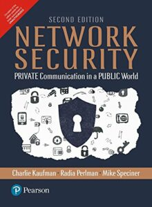 Network Security:Private Communication by Charlie Kaufman