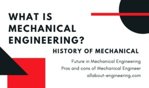 What is Mechanical Engineering ?