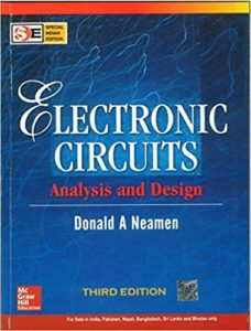 Electronic Circuits: Analysis and Design