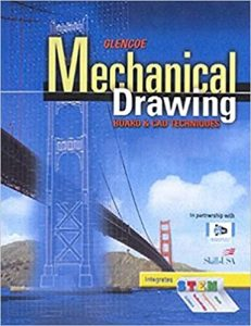 Mechanical Drawing Board & CAD Techniques