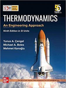 Thermodynamics – An Engineering Approach