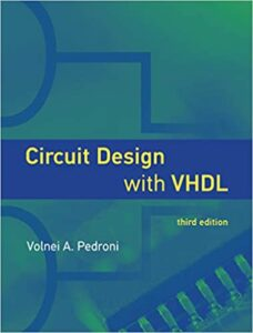 Circuit Design with VHDL pdf